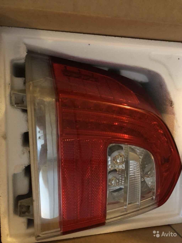 Задний левый фонарь volvo xc70рестайлинг в Москве. Фото 1