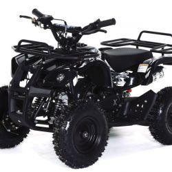 Квадроцикл Motax ATV X-16 детский (черный)