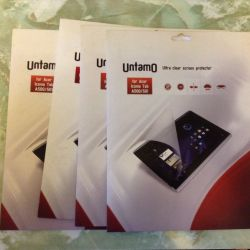 Пленки японские для Acer iconia tab a 500/501