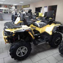 Квадроцикл Stels ATV 650 guepard Trophy/EPS