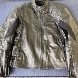 Мото Куртка Dainese муж, 56 р, кожа