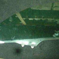Стекло передней двери опускное honda CRV 3