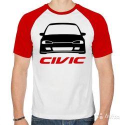 Запчасти к а/м honda civic 4D c 2006 года выпуска