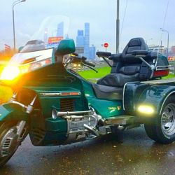 Трайк (трицикл) Honda GL1500 Gold Wing