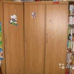 Шкафы от детского гарнитура