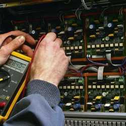 Ремонт светового и звукового оборудования