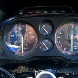 Honda CBR-750F