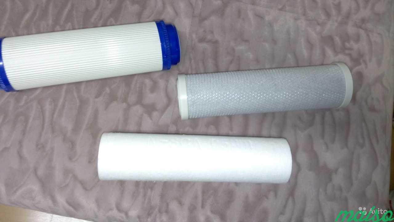 Продам новые сменные фильтры для воды в Москве. Фото 1