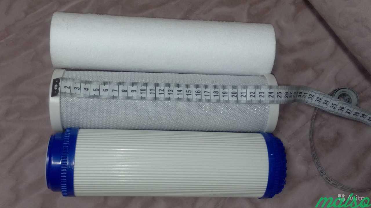 Продам новые сменные фильтры для воды в Москве. Фото 2