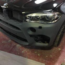 Обвес BMW X5M f85/f15 с выхлопом (полный комплект)