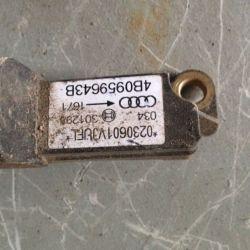 Ауди А6 с5 датчик удара 4b0959643b