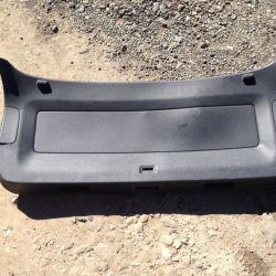 Фольксваген тигуан обшивка багажника 5n0867601a
