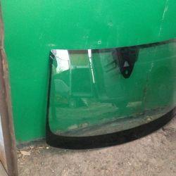 Фольксваген Туарег 2 лобовое стекло под камеру