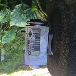 Фольксваген Туарег клапан кондиционера 7l0820679c
