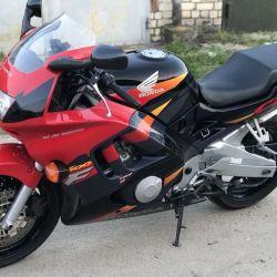 Honda CBR 600 F3 из Европы. Без пробега по РФ