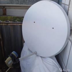 Продаю спутниковую антенну 65 см