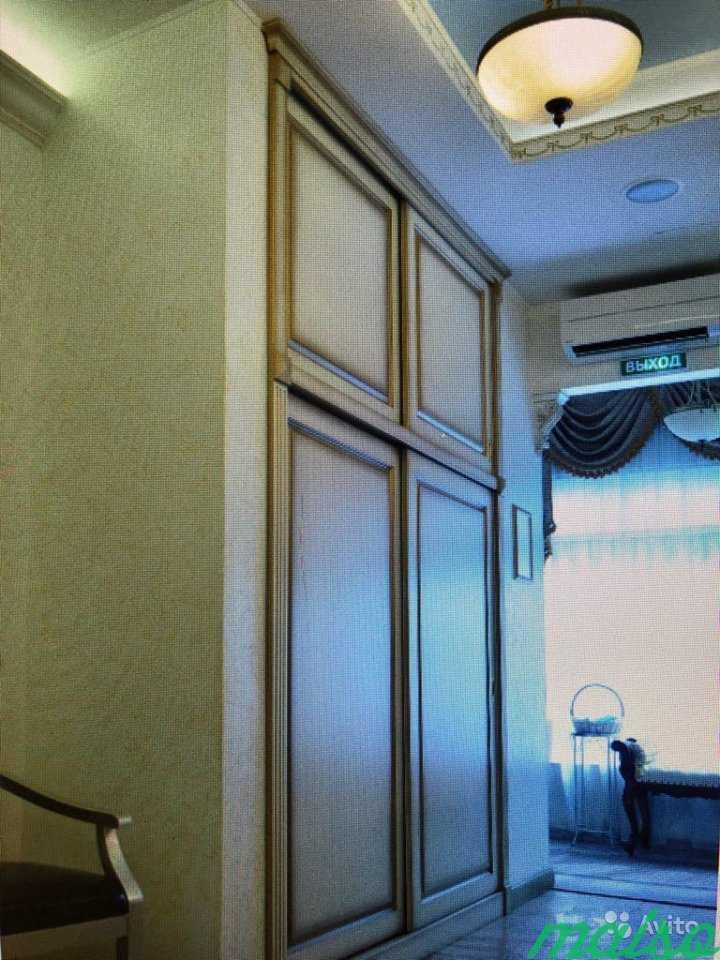 Шкаф встроенный в Москве. Фото 1