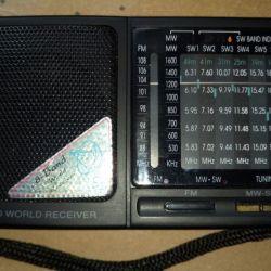 Портативный радиоприёмник trident