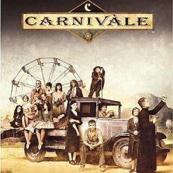 Carnivale Карнавал сериал 12 DVD