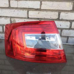 Левый фонарь Шкода Октавия 3 А7 арт 011213