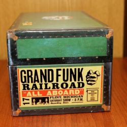 Grand Funk - Trunk Of Funk limited edition 4CD