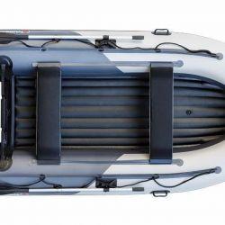 Надувная моторная лодка пвх Юкона Yukona 320 нднд