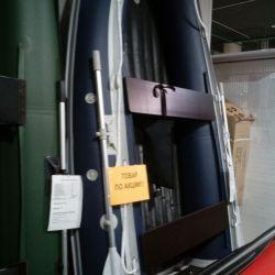 Надувная моторная лодка Солар 380 Максима