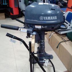 Подвесной лодочный мотор Yamaha F 5 amhs