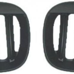 Решетка радиатора BMW X3 2003-2007 X5 Look черные