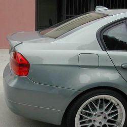 Спойлер крышки багажника бмв Е90 (BMW E90) М-стиль