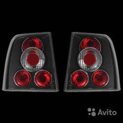 Задние фонари на Пассат 5 (97 -00). Черные