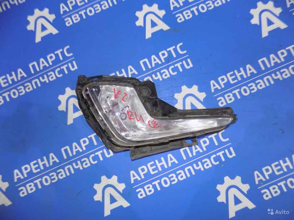 Фара противотуманная правая KIA Rio с 2011 по 2015 в Москве. Фото 1