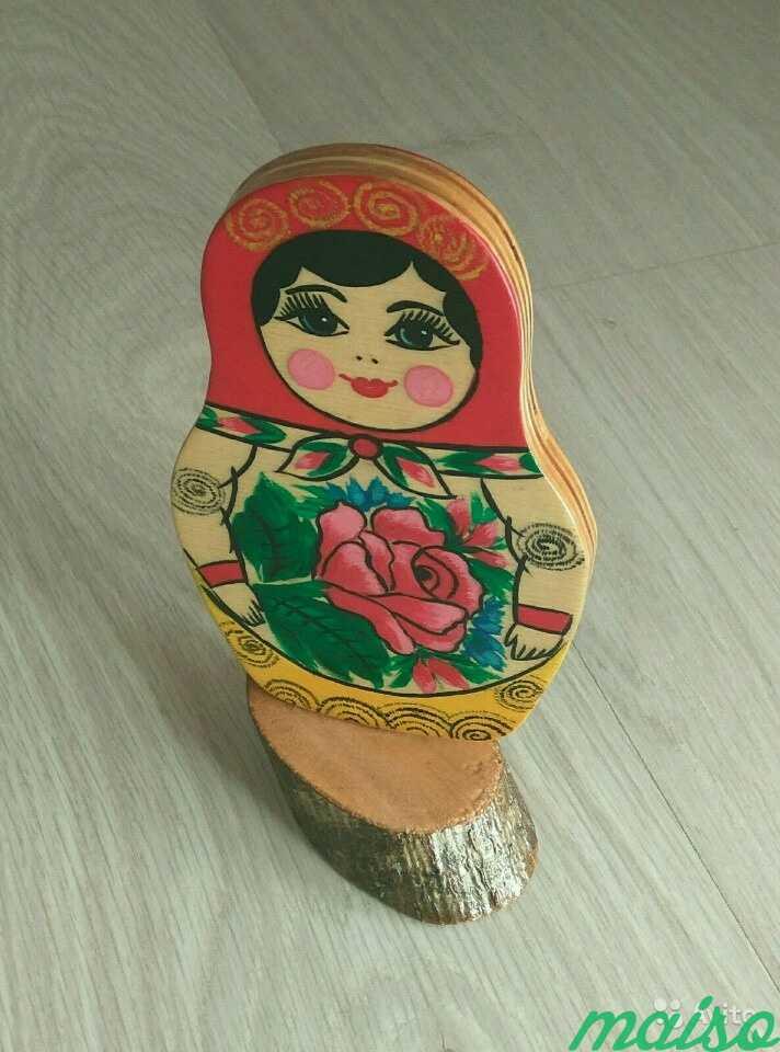 Сувениры, подарки и многое другое из дерева в Москве. Фото 2