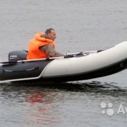 Лодка пвх Badger (Wave Line 360 ) корея