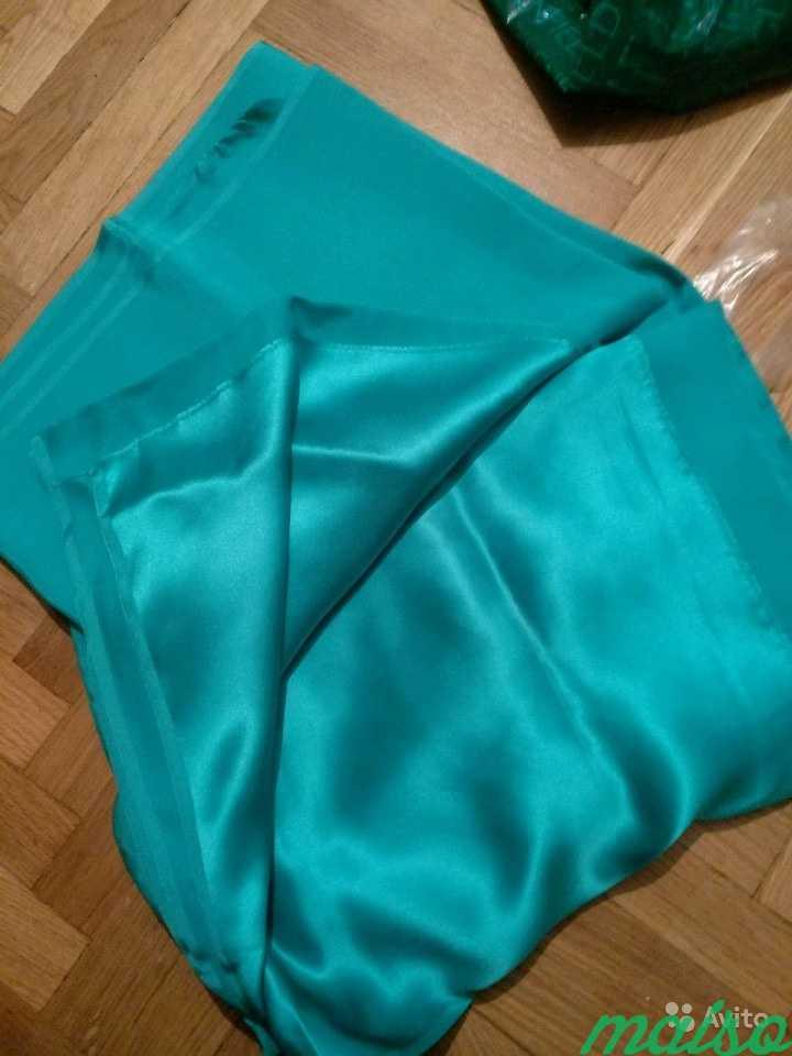 Натуральные ткани СССР для шитья, отрез ткани в Москве. Фото 7