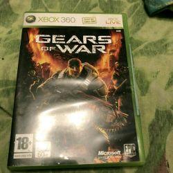 Игра Gears of War на x-box 360