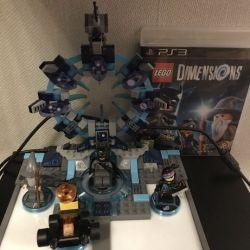 Стартовый набор Лего дименшенс для PS3