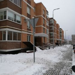 Продам квартиру 1-к квартира 54 м² на 3 этаже 4-этажного монолитного дома