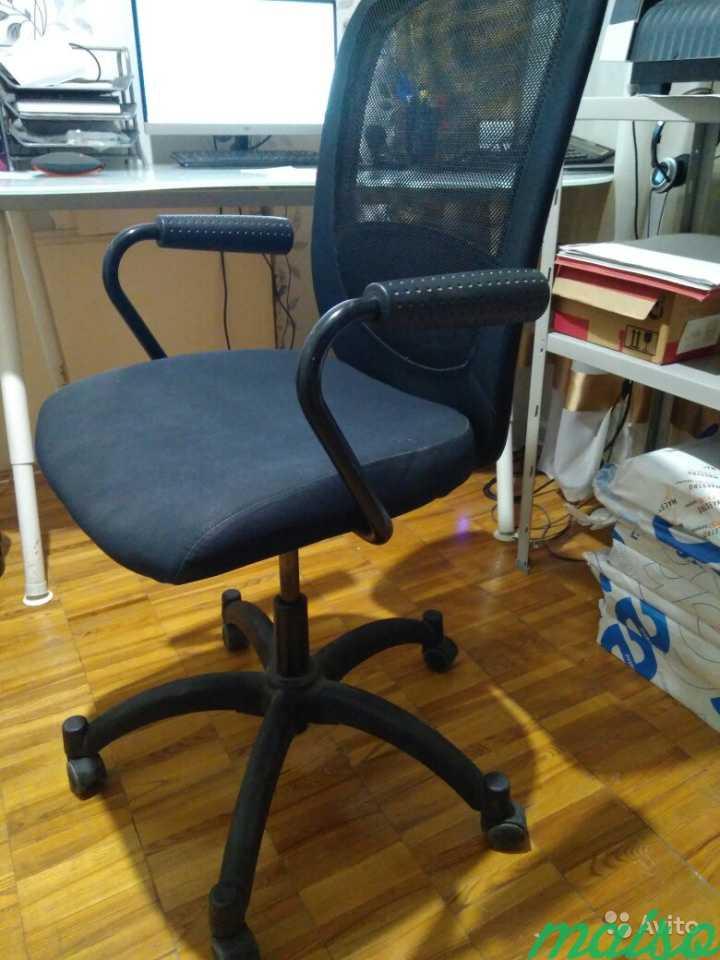 Компьютерный, офисный стул в Москве. Фото 1