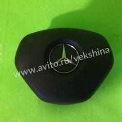 Подушка безопасности airbag Mercedes Мерседес w204