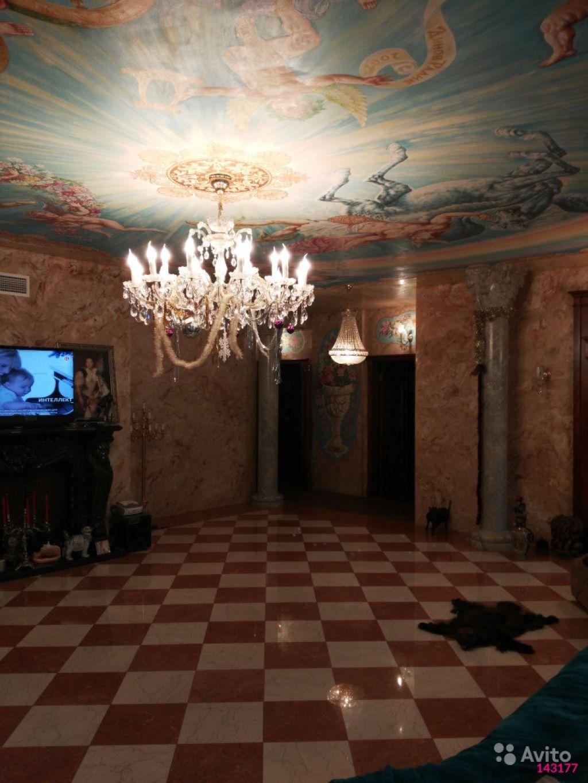 Сдам квартиру 3-к квартира 220 м² на 2 этаже 4-этажного монолитного дома в Москве. Фото 1