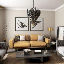 Продам квартиру в новостройке ЖК «Золотая звезда» , Корпус 3 1-к квартира 41 м² на 32 этаже 32-этажного монолитного дома , тип участия: ДДУ