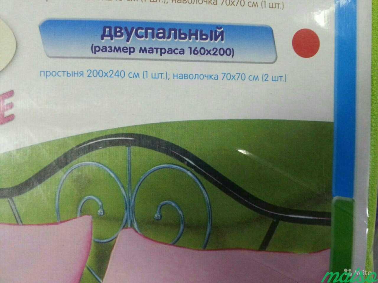 Простыни на резинке махровые с наволочками в Москве. Фото 3