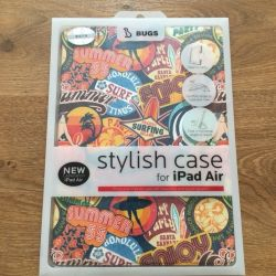 Чехол-книжка case iPad Air summer 55 print