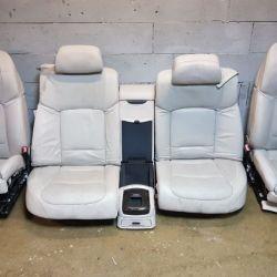 Салон BMW F01 комфорт вентиляция массаж
