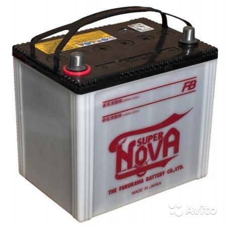 Аккумуляторы Furukawa Battery / Super Nova. Япония в Москве. Фото 1