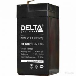 Аккумулятор для ибп Delta DT 6023