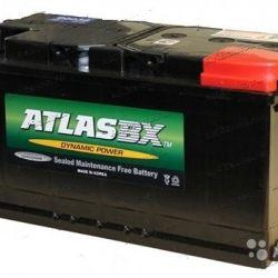 Аккумулятор Atlas dynamic 110А/ч 900А MF115E41R