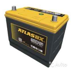 Аккумулятор Аtlas uhpb UMF 100 А/ч 800 А 135D31L