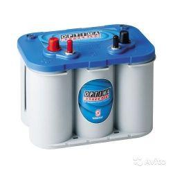 Аккумулятор Optima Blue Top S5.0L 66А/ч 830А прям